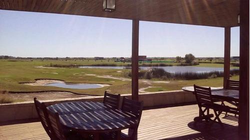 lote golf y laguna - el canton - barrio golf - oportunidad!!