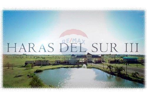 lote haras del sur iii, bo. los alamos, brandsen