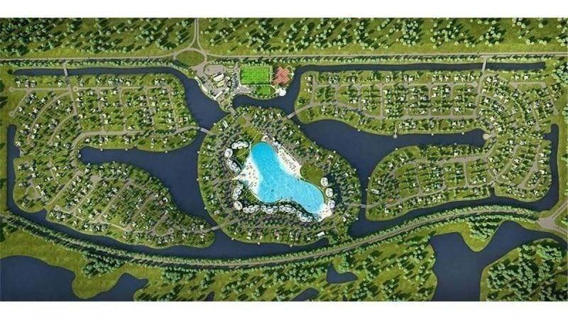 lote |  hudson lagoon - berazategui