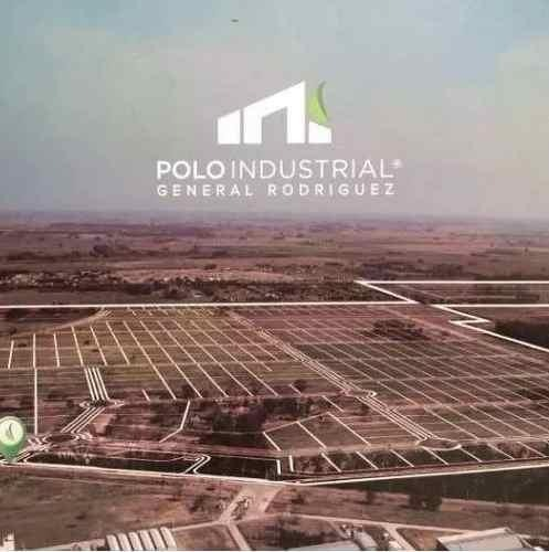 lote industrial gral. rodriguez  polo industrial 3.457m²