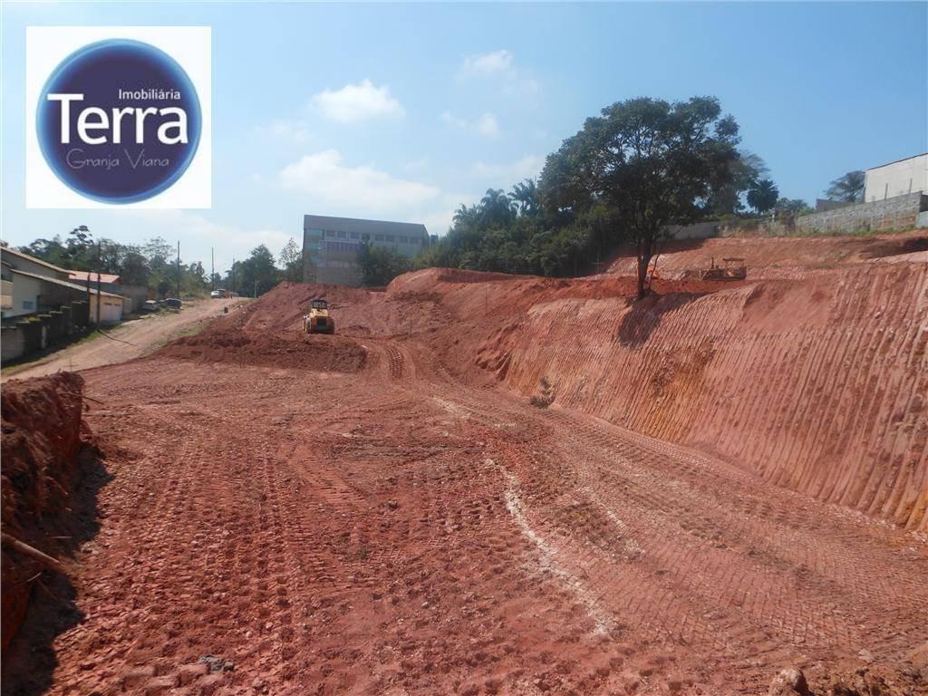 lote industrial pronto para construir local privilegiado raposo tavares - te0066