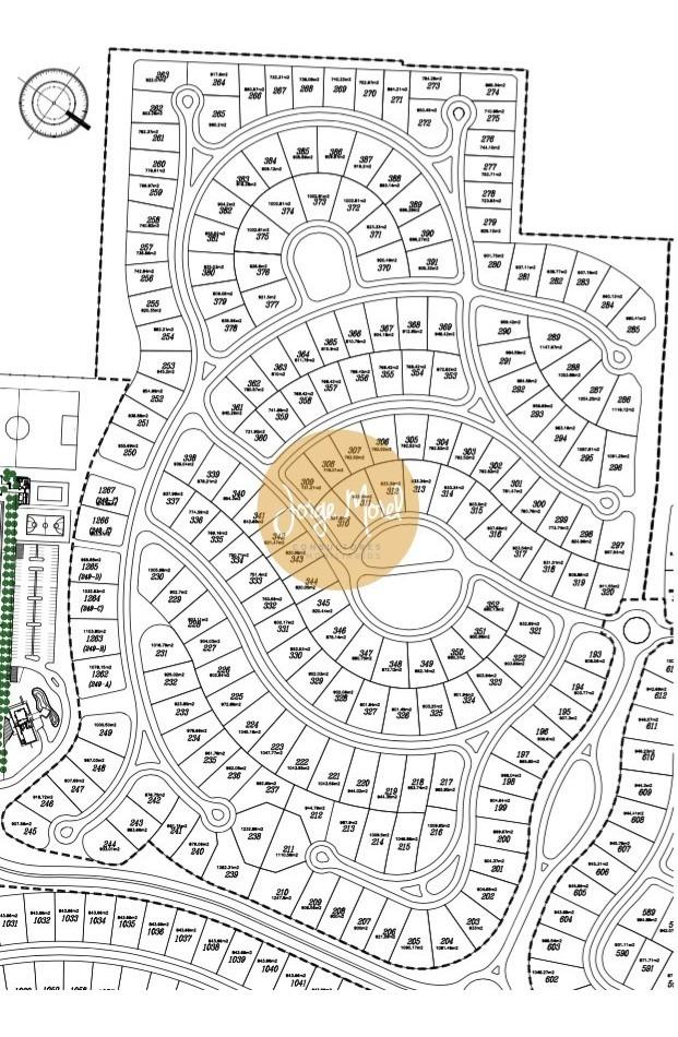 lote interno #300-400 - san matias - area 2 - 800m2 #id 12803