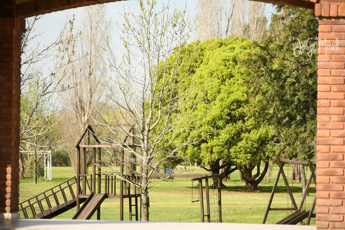 lote interno al verde #600-700 - pilar del este - santa elena - 597m2 #id 9005
