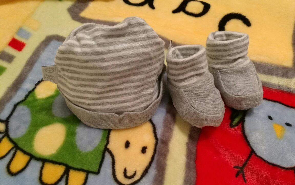 Lote Invierno Bebé Gorra Guantes Zapatos Bazarhadasa -   120.00 en ... ab4f09230e2