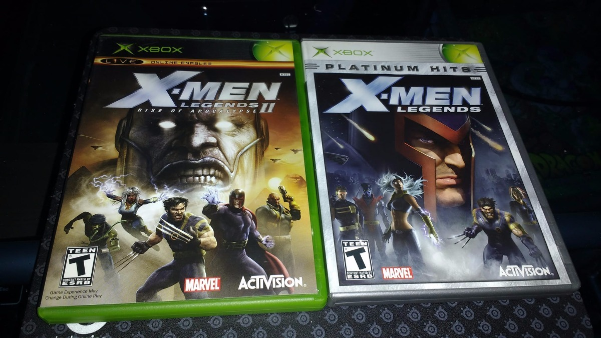 juegos de xmen