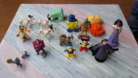 Juguetes Disney Años Colecciones 90 Lote Mc Donald's Ifgb6vY7y