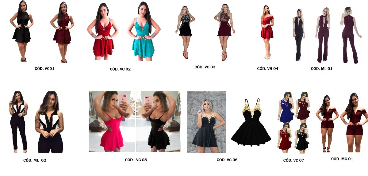 337a94fdf lote kit 15 revenda roupas atacado vestidos barato qualidade. Carregando  zoom.
