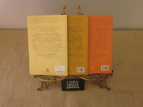 lote kit 3 livros sobre qualidade liderança