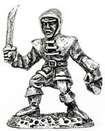lote kit de 12 miniaturas rpg / d&d os aventureiros em metal
