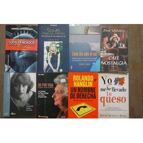 Lote Libros A Elección 1x $110 2x $200 Oferta Consult Stockc