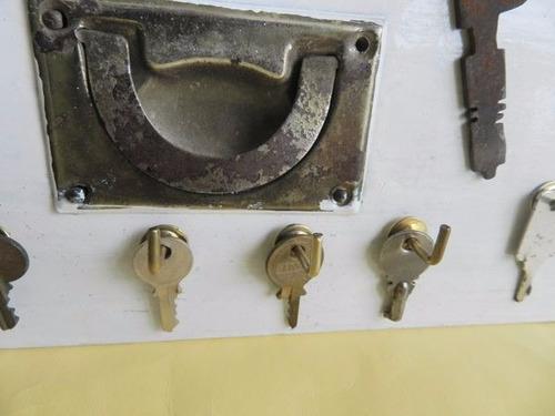lote llaves antiguas diferentes tamaños y modelos