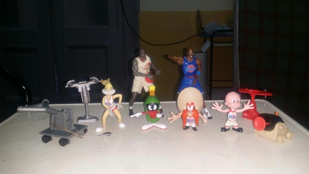Lote Looney Tunes Space Jam Lola Marvin Elmer Sam Jordan 3500