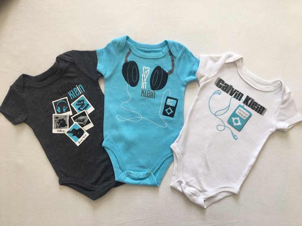 Lote Marcas Bebê Menino 3 À 12 Meses 31 Peças - R  775 a7283935be5