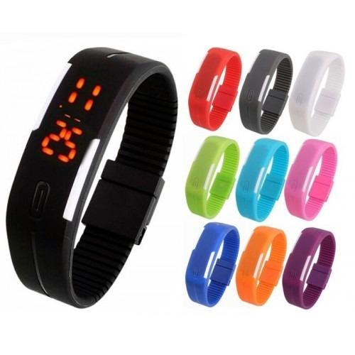 ea7debb0242f Lote Mayoreo 20 Pz Reloj Touch Led Digital Deportivo Colores ...