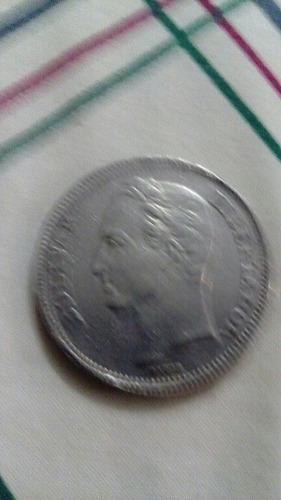 lote monedas de 2 bs. años 89-90