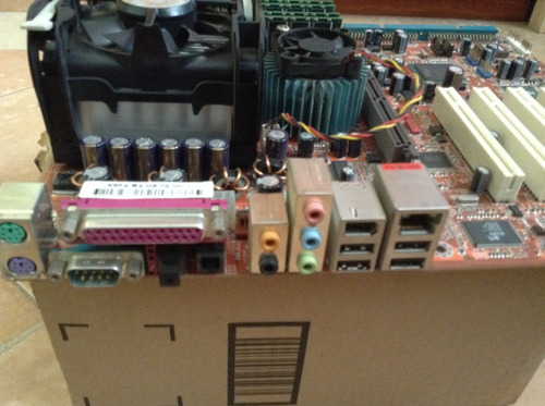 lote motherboard intel pentium 4 y celeron