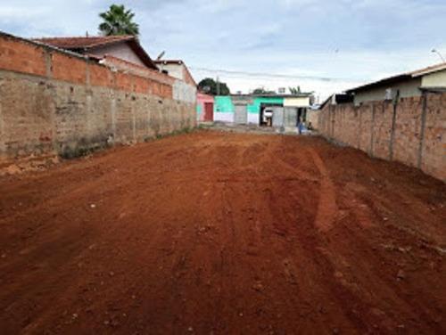 lote murado 300m² (10x30) vila finsocial