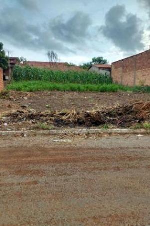 lote murado 378,00m² (asfalto e agua) garavelo residencial p