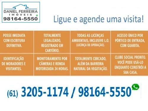 lote no condomínio santa monica - te00064 - 4433827
