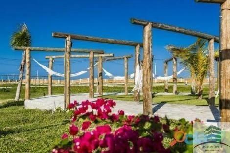 lote no monte alegre beach resort em são miguel do gostoso