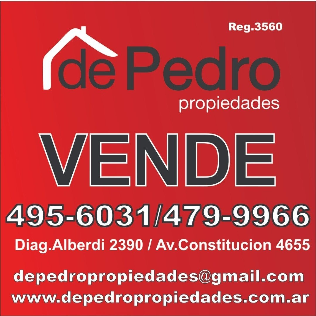 lote o terreno en zona don bosco venta!