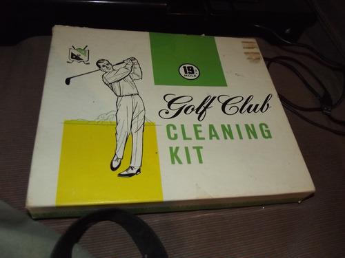 lote paquete para limpieza de golf mas accesorios