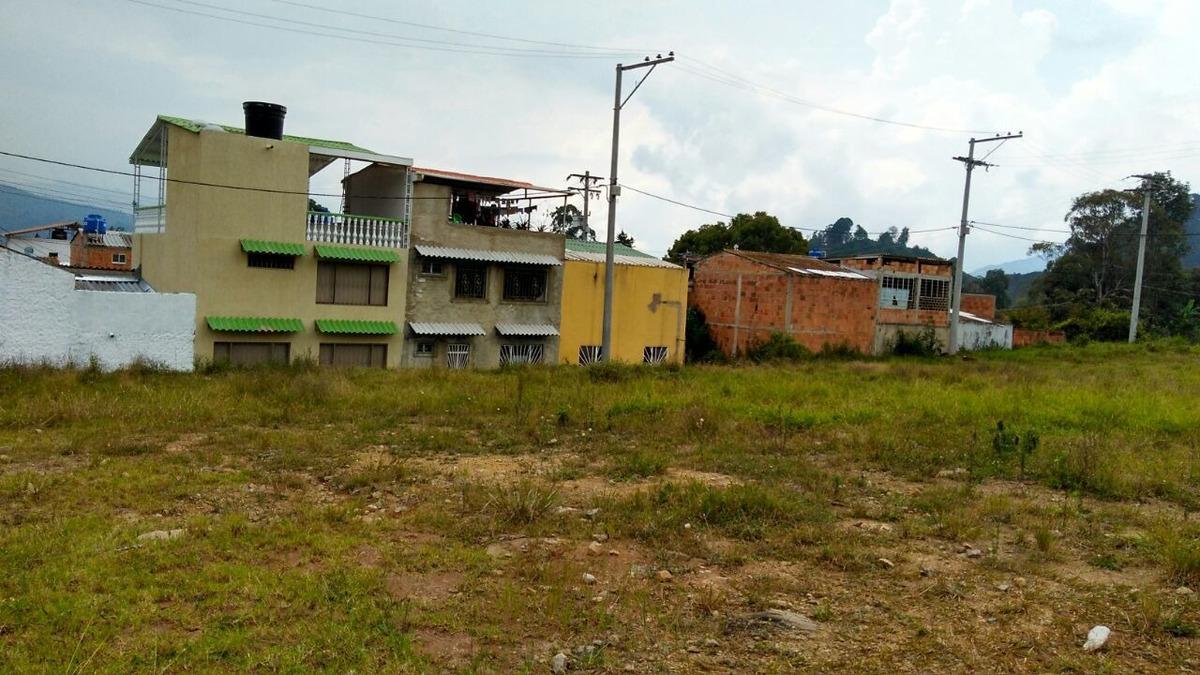 lote parte de proyecto de urbanización en pacho