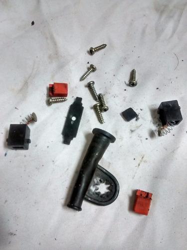 lote peças furadeira cofer