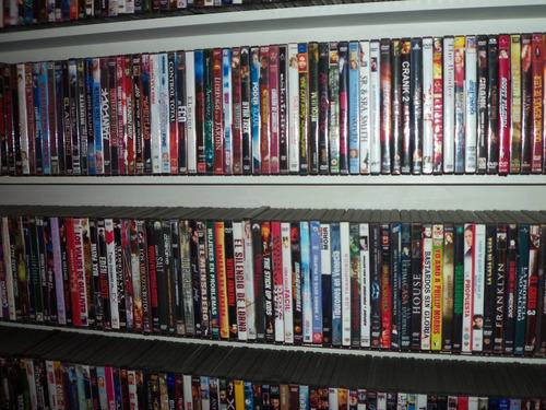 lote pelis y series tv dvd originales + 70 como nuevo
