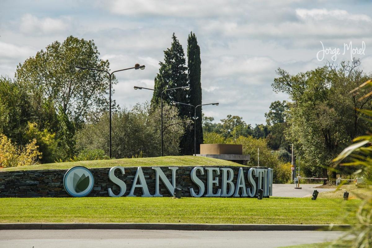 lote perimetral #0-100 - san sebastian - area 11 - 911m2 #id 2868