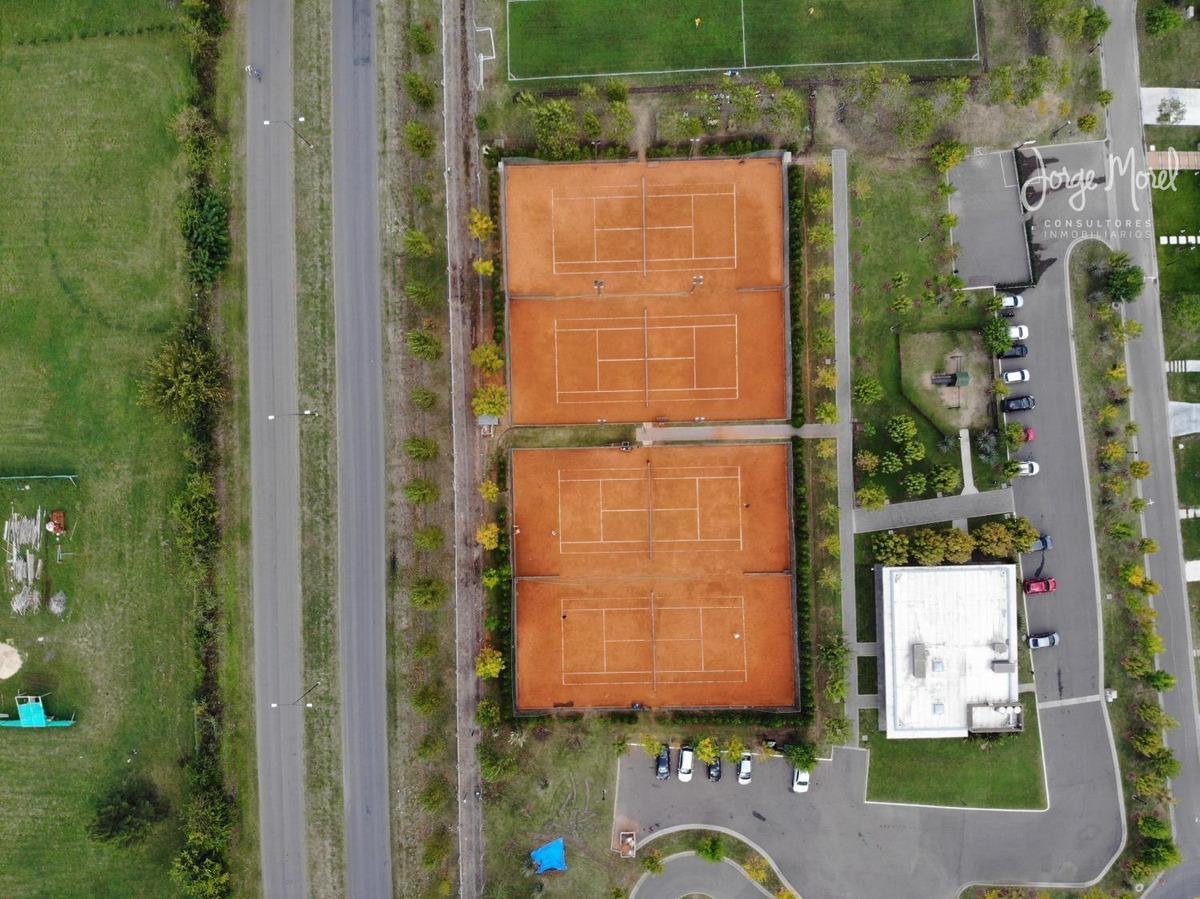 lote perimetral #300-400 - pilar del este - san ramiro - 534m2 #id 14347