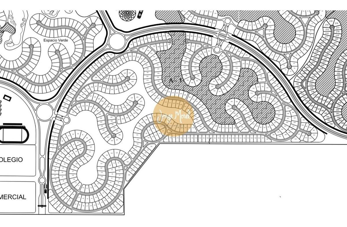 lote perimetral #400-500 - san sebastian - area 1 - 824m2 #id 486