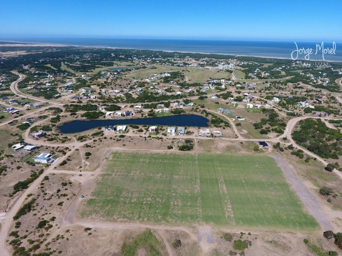 lote perimetral bueno #200-300 - costa esmeralda - ecuestre - 849m2 #id 9839