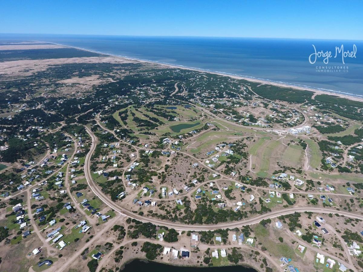 lote perimetral bueno #500-600 - costa esmeralda - golf 2 - 1013m2 #id 11412