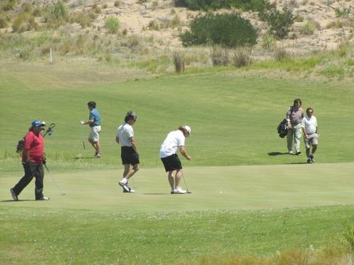 lote perimetral bueno - costa esmeralda - golf 1