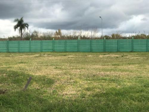 lote perimetral en venta oportunidad barrio castaños nordelta