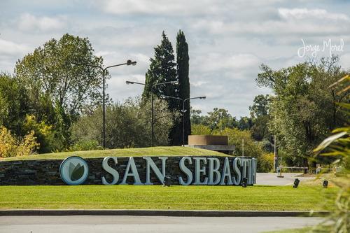 lote perimetral financiado - san sebastian - nuestra señora del carmen (area 13)