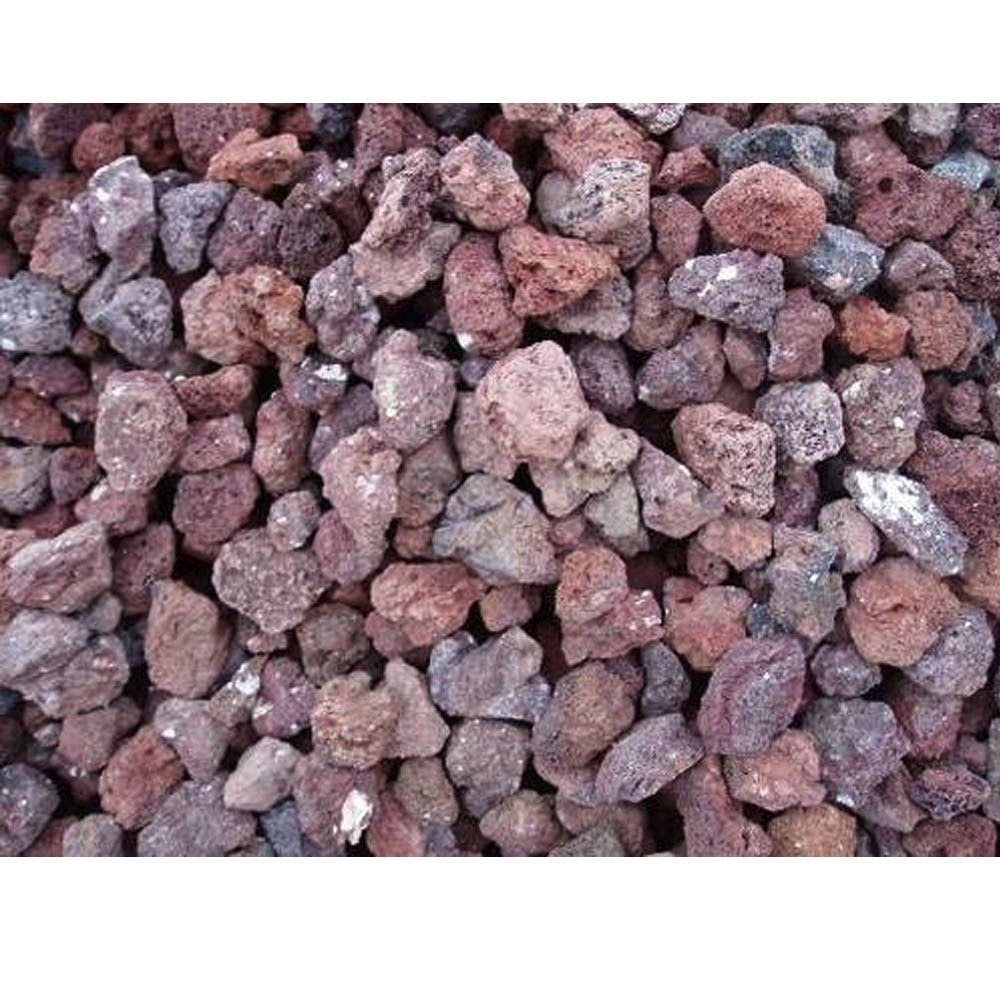 Lote piedra volcanica pv10 lava rock asador envio gratis for Piedra volcanica