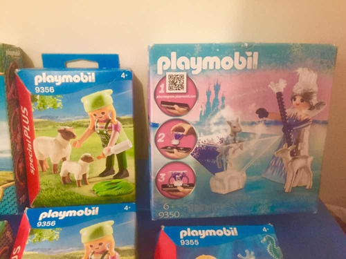 lote playmobil sets y figuras se va todo lo ves en las fotos