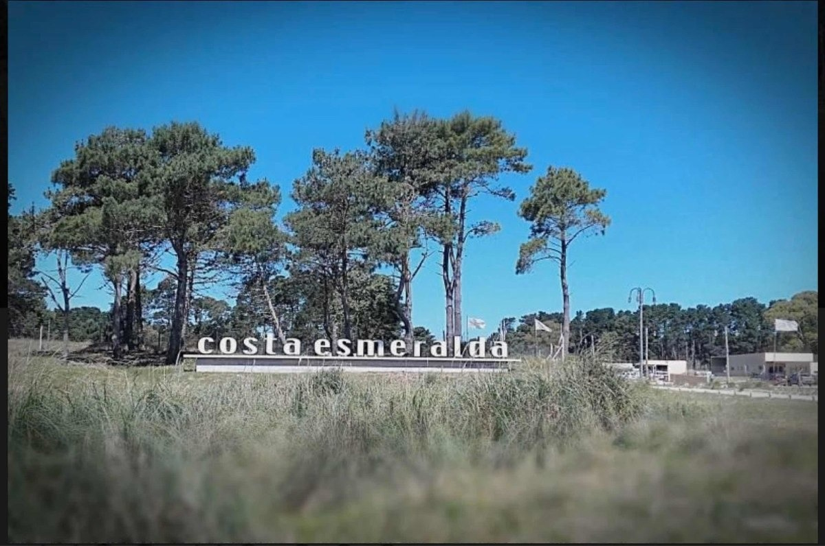 lote premium - excelente barrio maritimo 3 - costa esmeralda