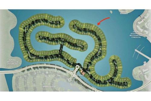 lote premium puertos del lago marinas