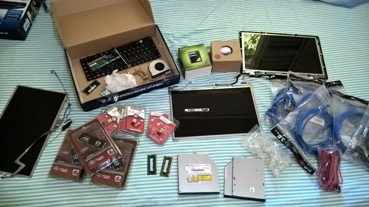 7dd90b0b41 lote produtos de informática peças e acessórios. Carregando zoom.