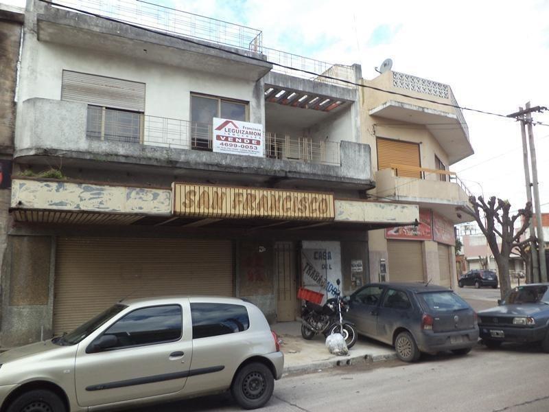 lote propio - galpon /local - dto 4 ambientes - balcon - terraza