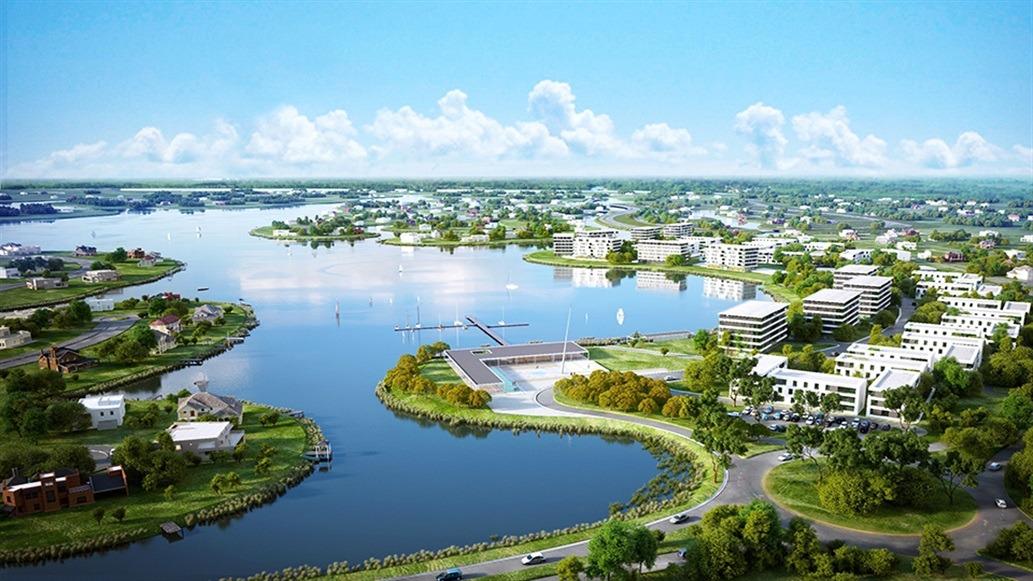 lote puertos del lago - barrio acacias - lote 59