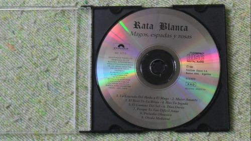 lote rata blanca temple giardino notas lámina cd espadas