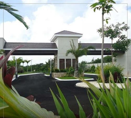 lote residencial en privada artisana, temozón norte