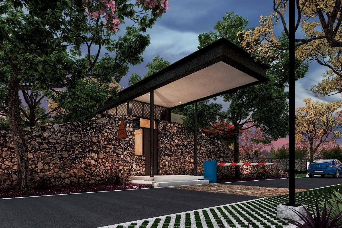 lote residencial en venta en conkal, mérida yucatán