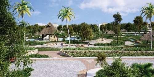 lote residencial en venta en puerto morelos c2035