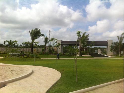 lote residencial premium en venta en privada artisana, temozón, mérida norte