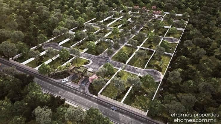 lote residencial, privada villareal, temozón norte mérida.